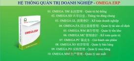 Phần mềm ERP tiếng Hoa